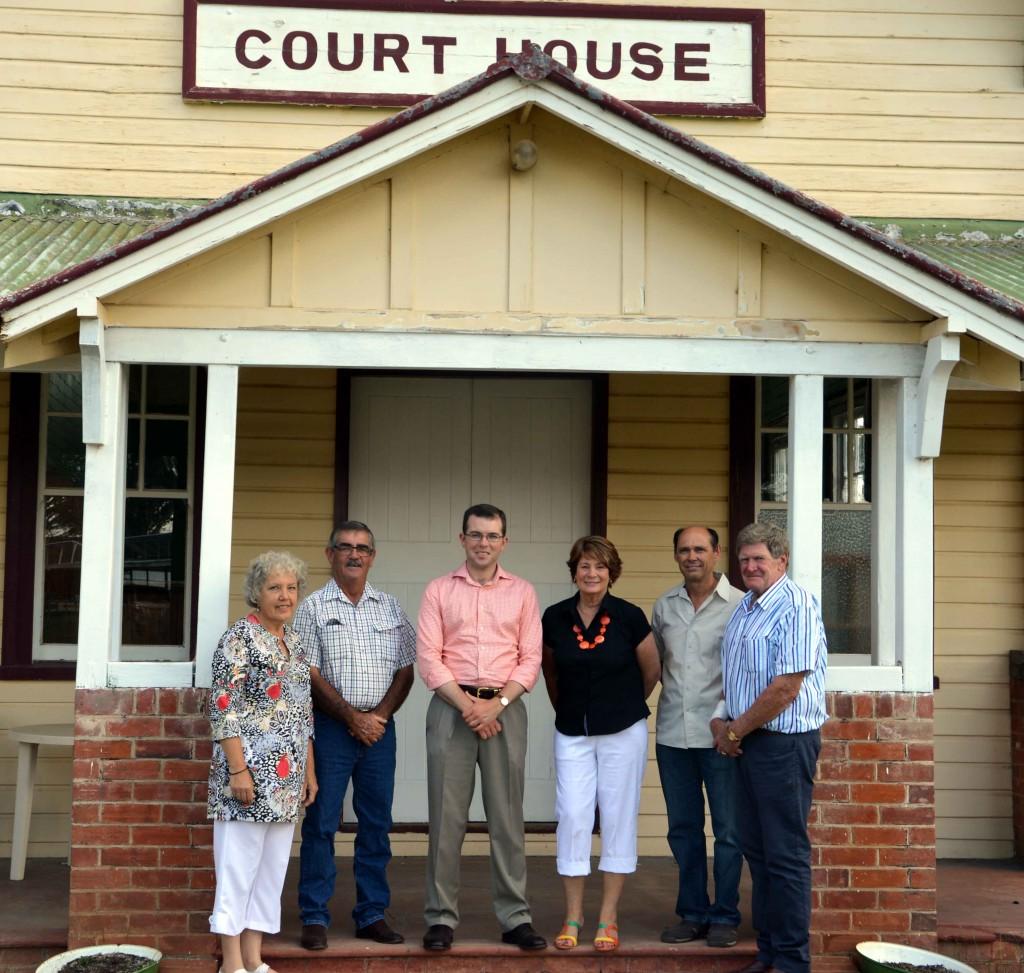Emmaville Court House PRMF grant