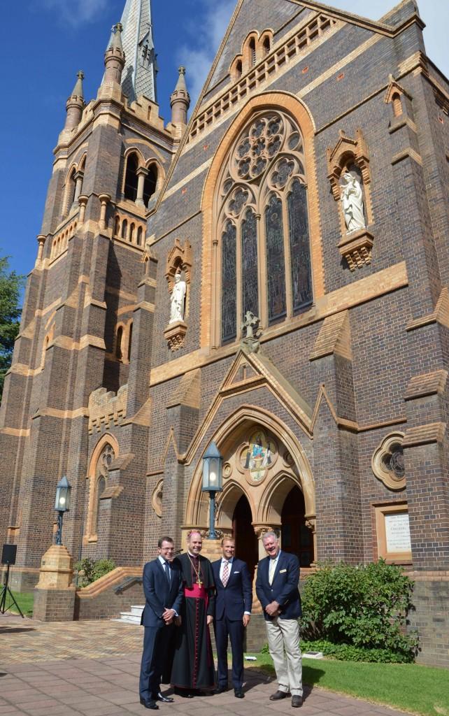 Armidale Catholic Cathedral heritage listing