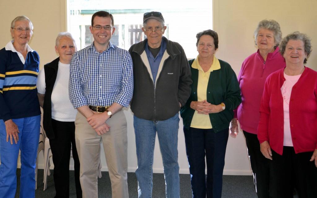 Glencoe Community Hall CBP funding