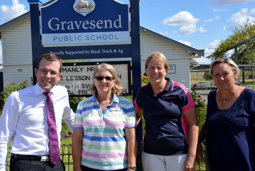 Gravesend Public School arts funding