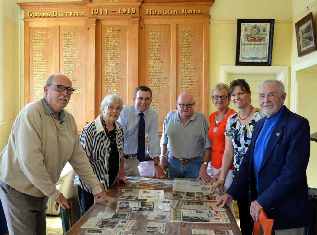 Guyra War Memorial Hall PRMF funding