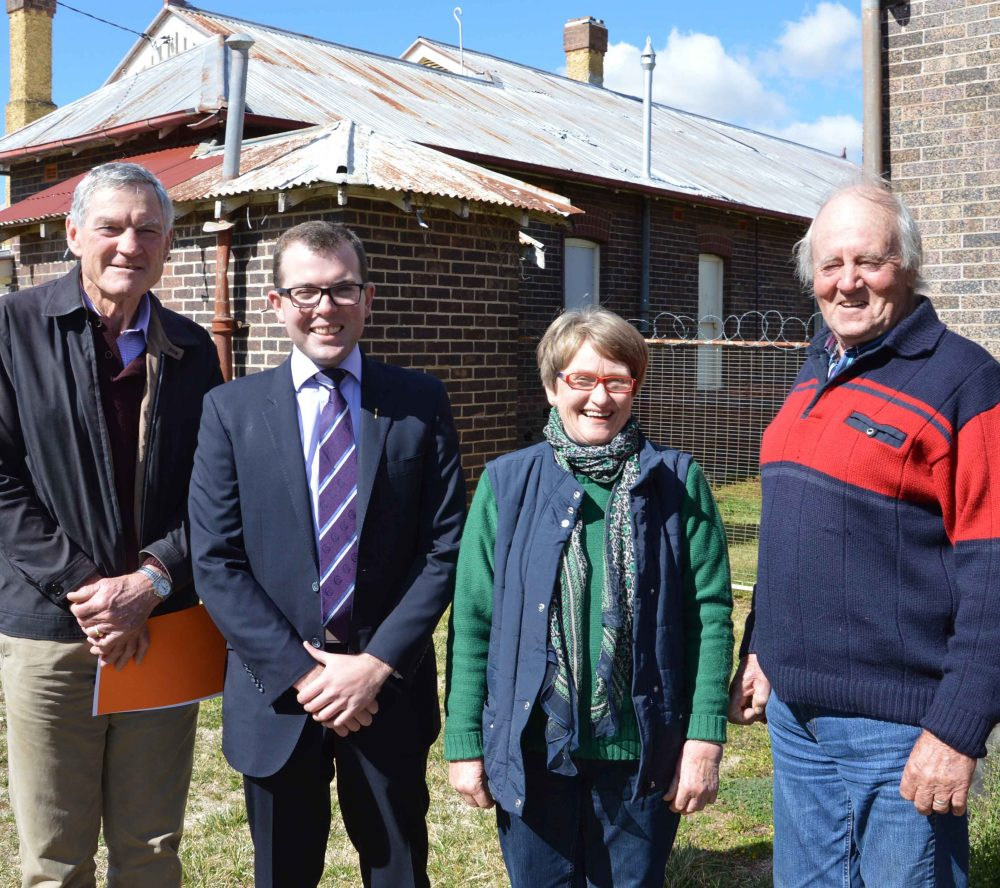 Grant Secured For Historic Glen Innes Nurses Quarters
