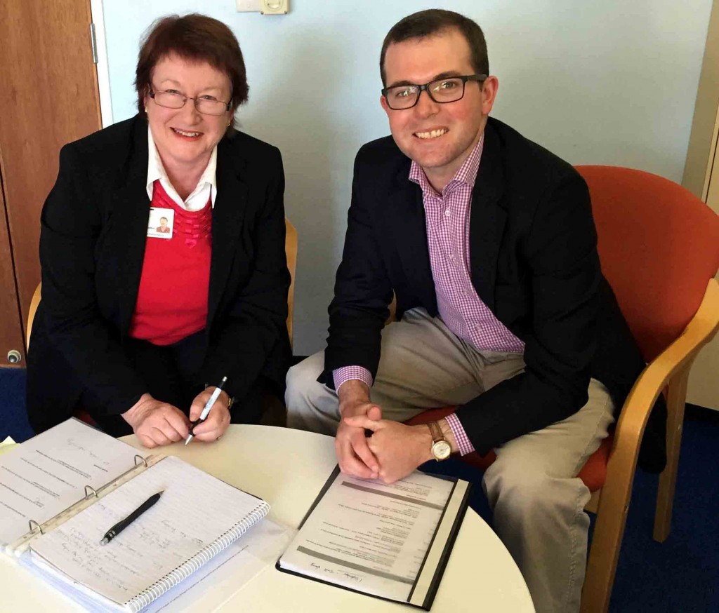 Inverell Hopsital planning commencement