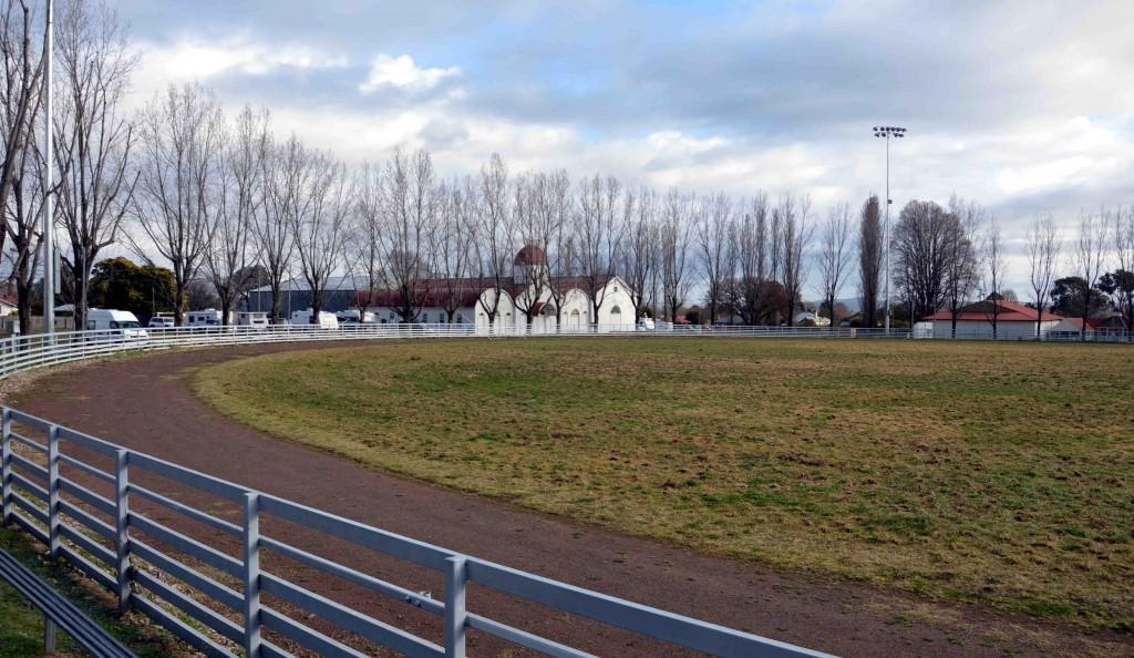 Glen Innes Showground heritage listing 2