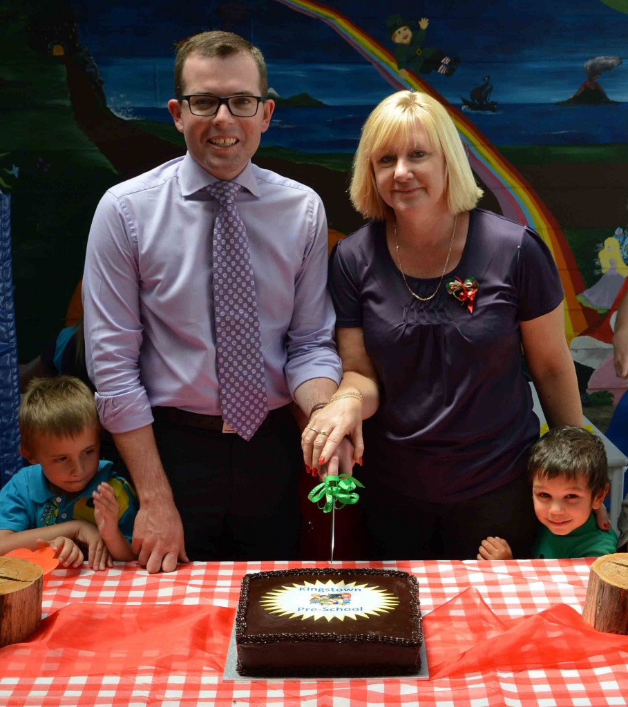 Kingstown Preschool reopening 03