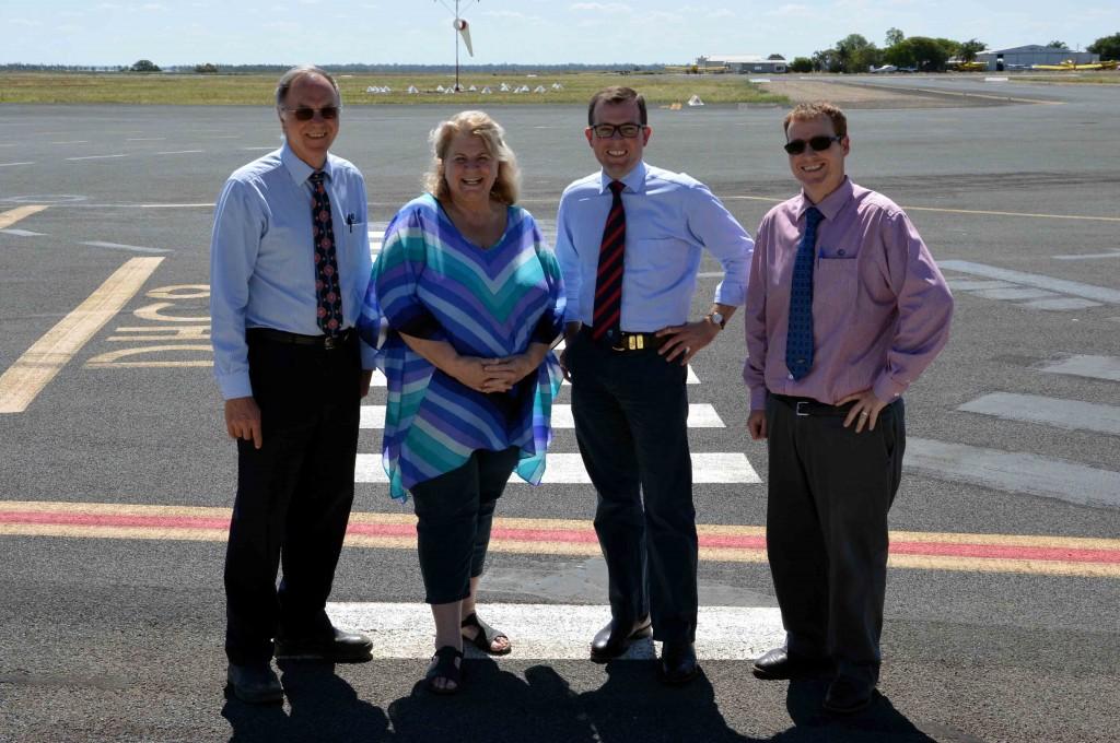 Moree Airport upgrade 1