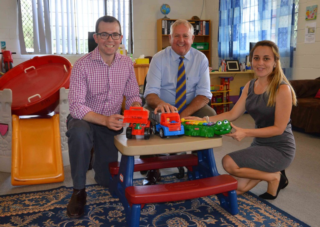 Warialda Toy Library funding 1