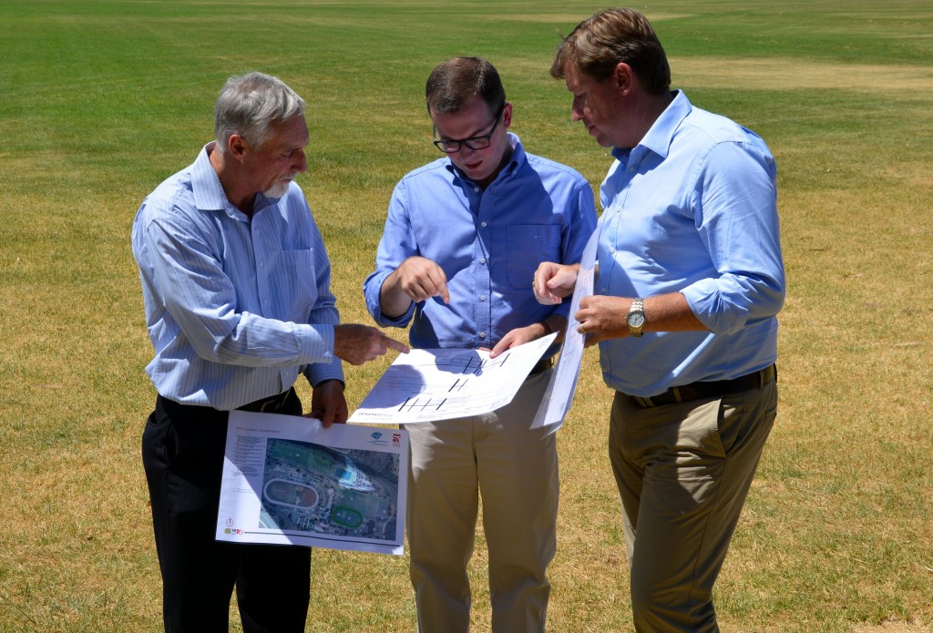Inverell Sports Complex funding 2