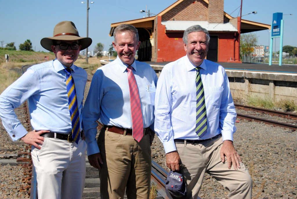 Moree Fixing Country Rail announcement 1 (3)