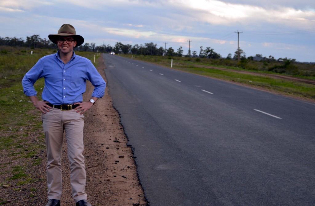 Carnarvon Highway funding