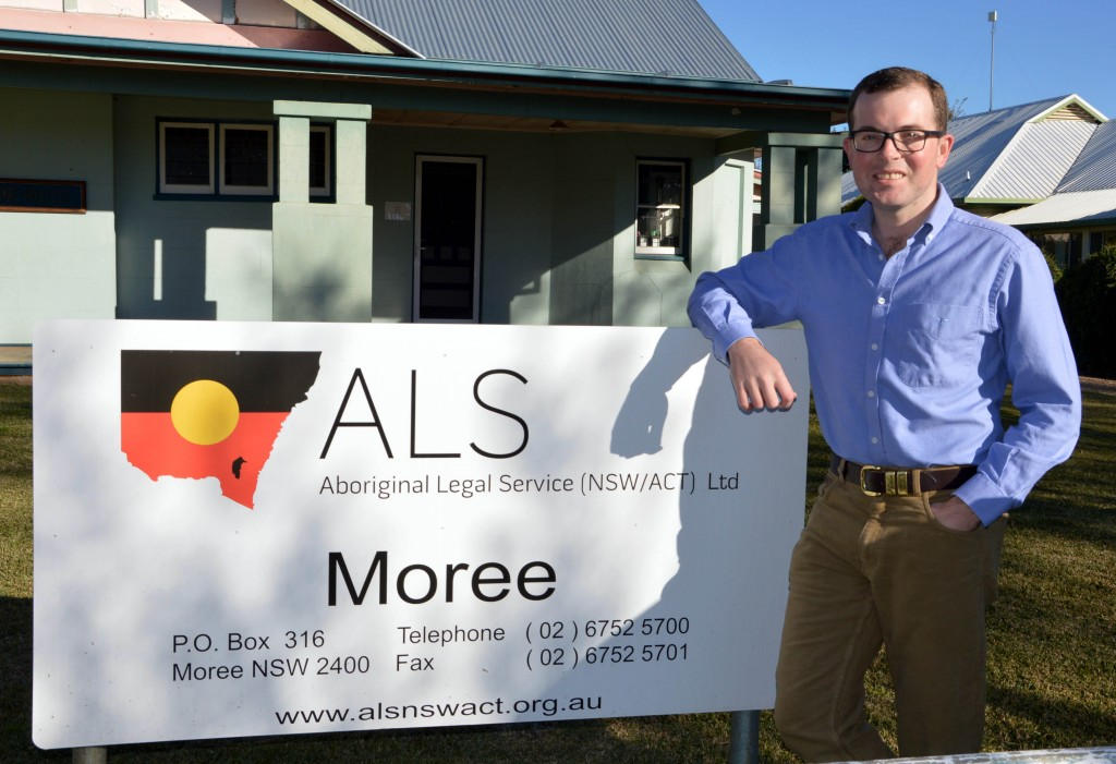Moree Legal Aid boost