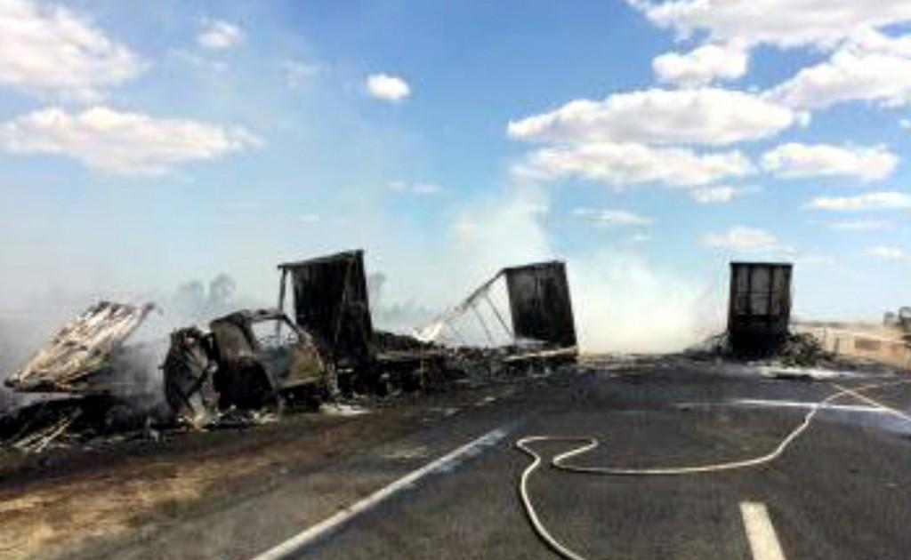 truckfire