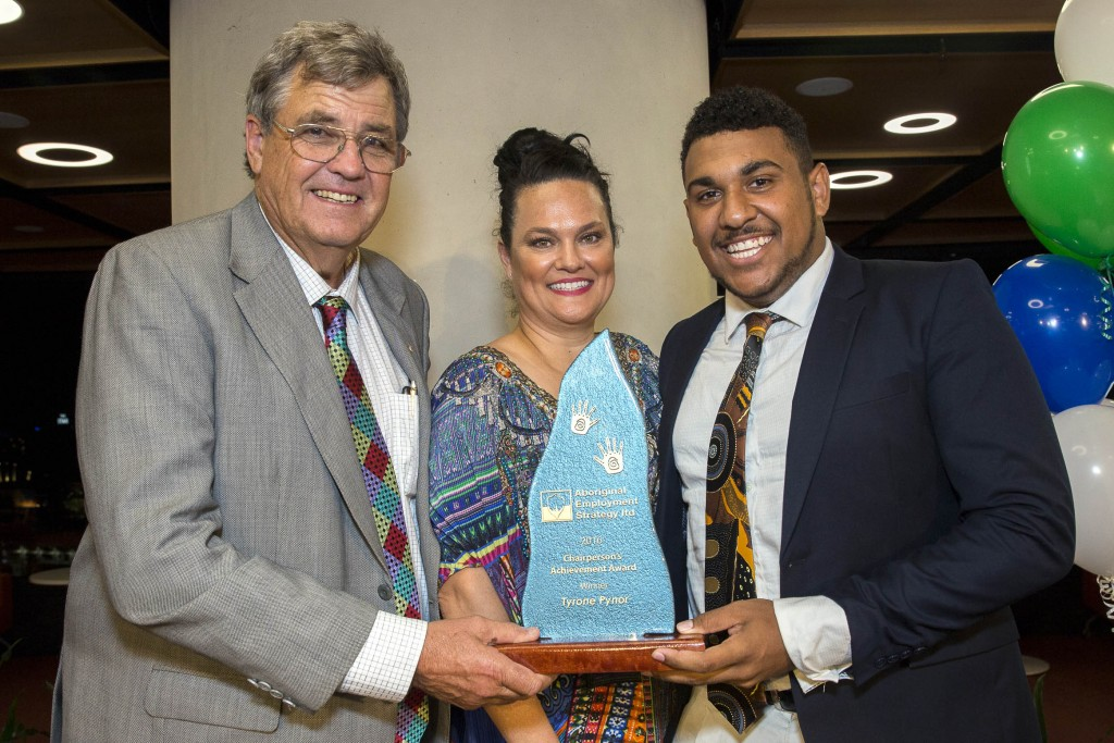 SYDNEY, AUSTRALIA - DECEMBER 8 : Aboriginal Employment Strategy Graduation on December 8 , 2016 in Sydney, Australia.