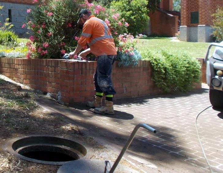 manhole sewer
