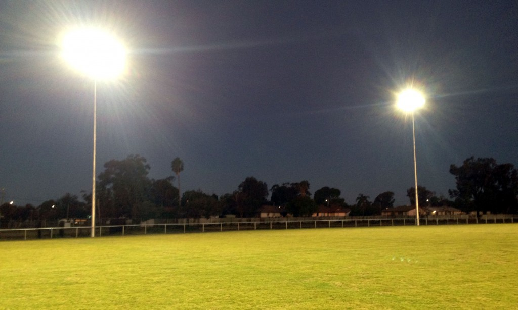 2017-07-31 South Moree Sports Field Lights 2